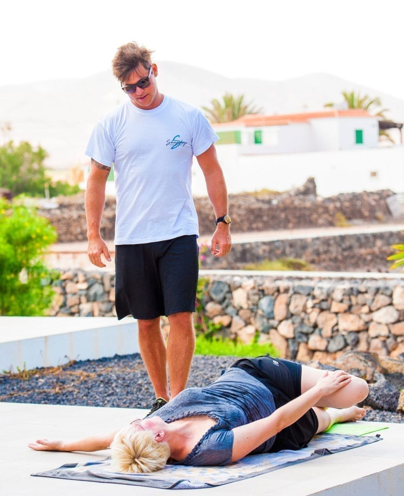 Shapedays - Fitness Retreat - Personal Training - Programm