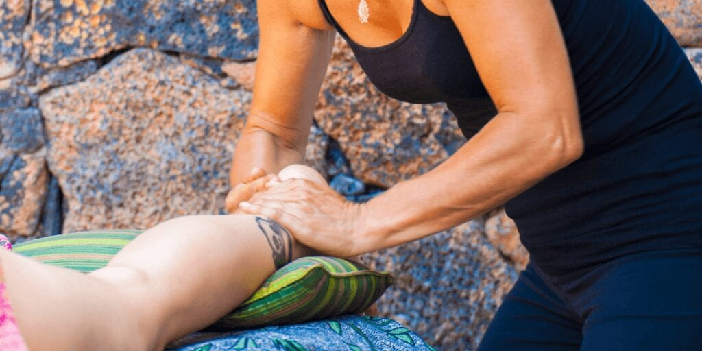 Let our professional masseuse apply healing reflexology on any blocked energy in your system.